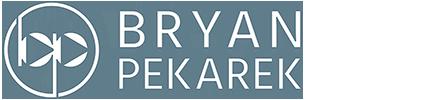 Bryan Pekarek Logo